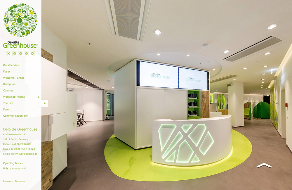 Deloitte Greenhouse
