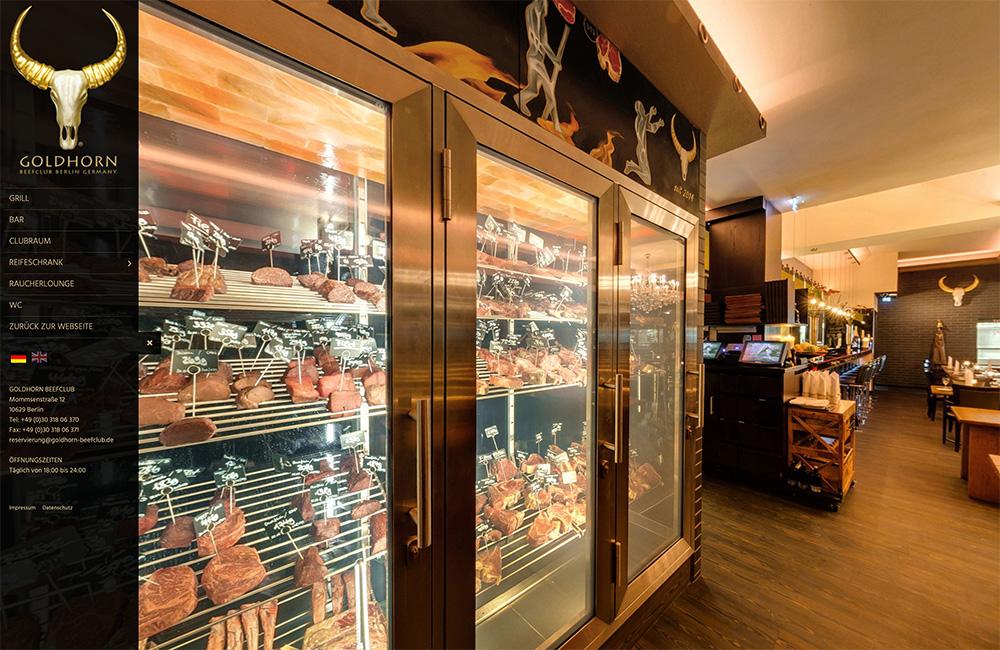 Restaurant Goldhorn Beefclub